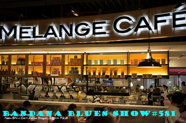 Bandana Blues #581 Blues Melange