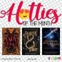 Artwork for September Hotties of the Month