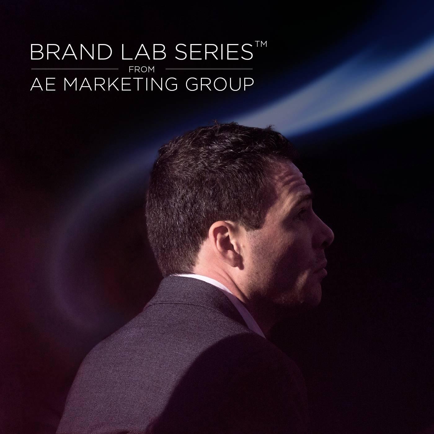 Brand Lab Series™ Podcast show art