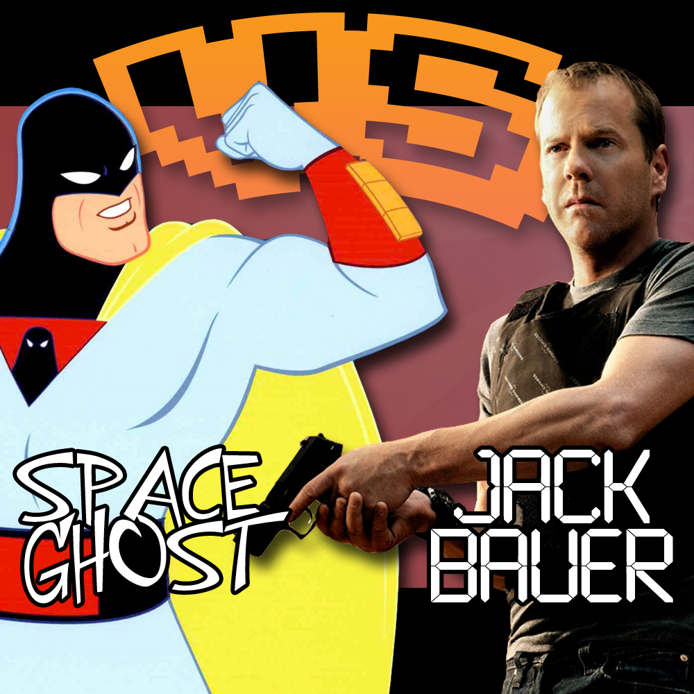 S01E01 Space Ghost vs. Jack Bauer