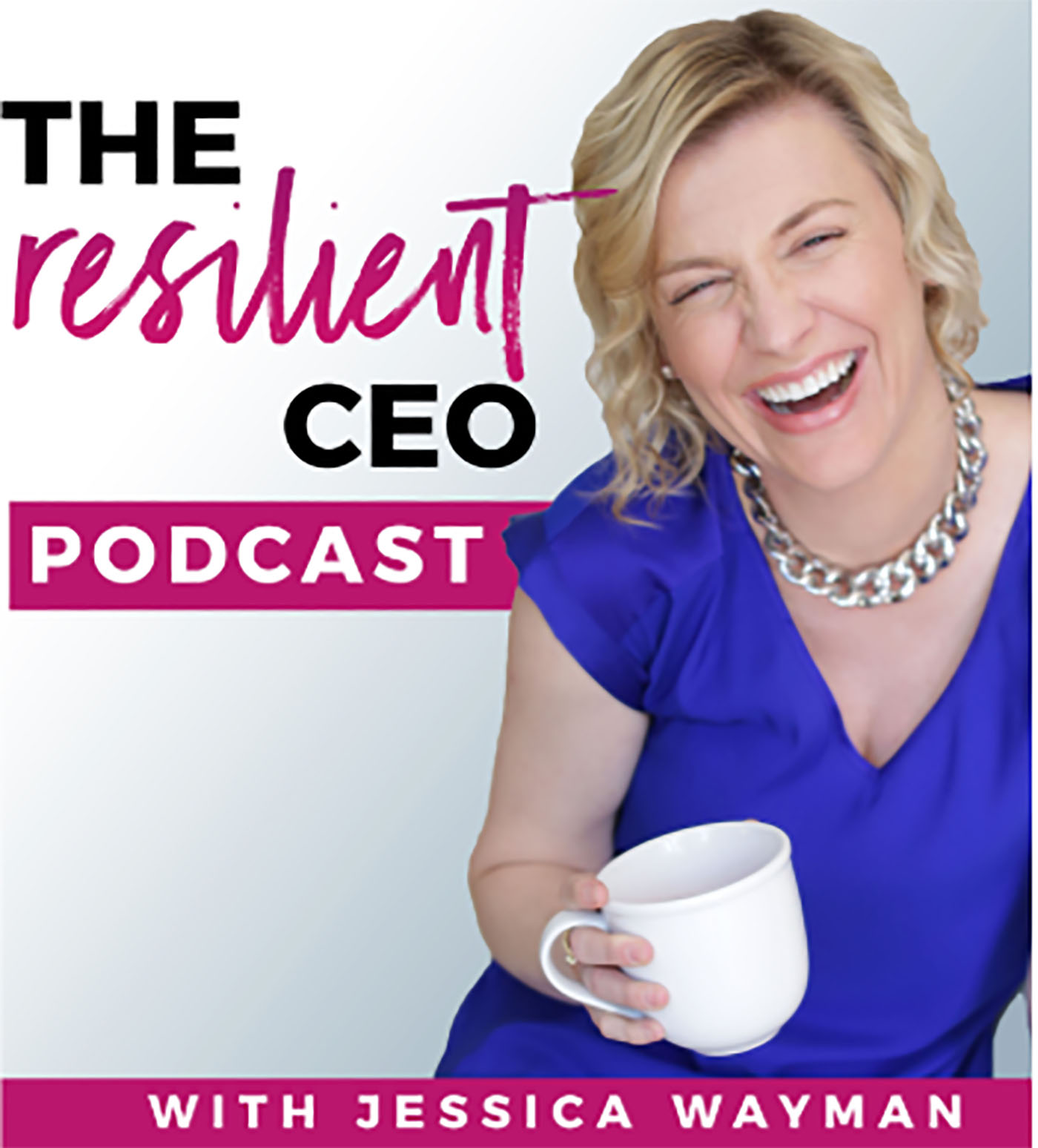 The Resilient CEO show art