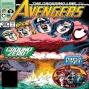 Artwork for The Crossing Line Part 5 (Avengers #323): Quantum Zone Episode #36