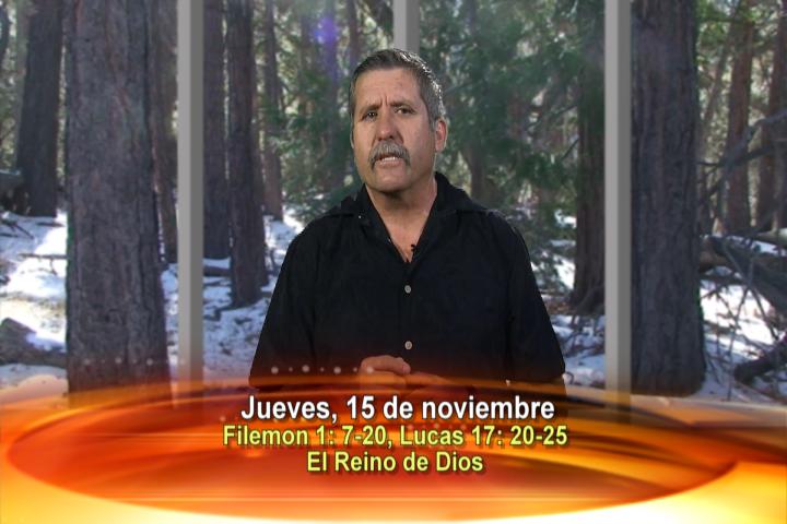 Artwork for Dios te Habla con Dn. Martin Quintero,  El tema: El reino de Dios