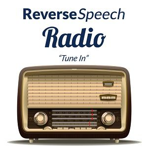 REVERSE SPEECH RADIO