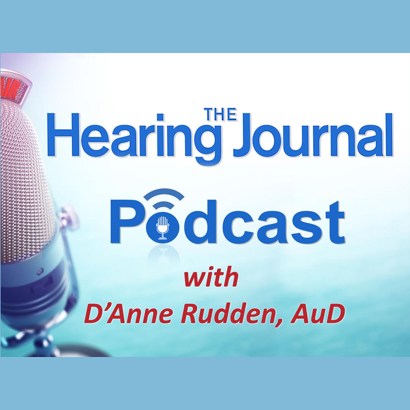 The Hearing Journal by D'Anne Rudden show art