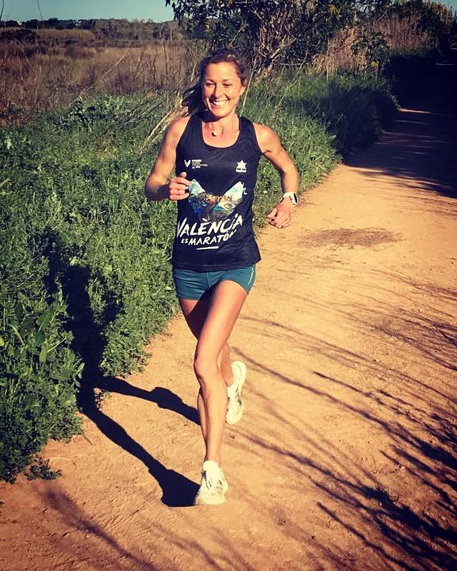 Girls Run the World Inspiration: Jenny Spink