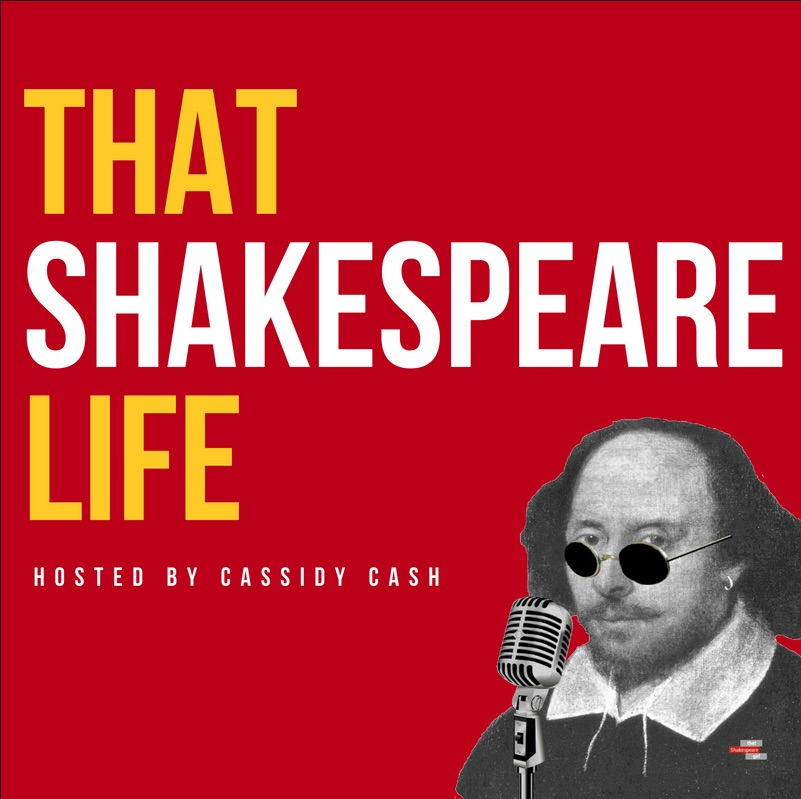Ep100: David Crystal and How Shakespeare Sounded