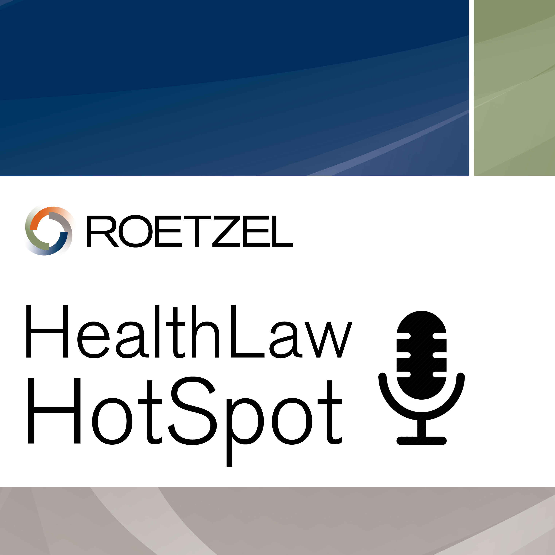 Roetzel HealthLaw HotSpot show art