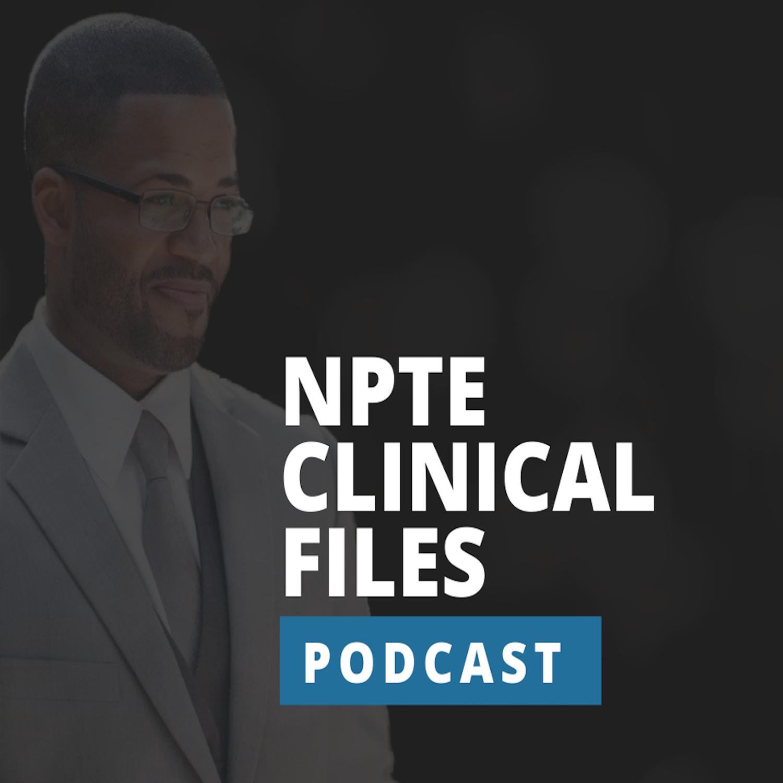 NPTE Clinical Files show art