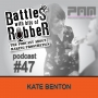 Artwork for #47 - Kate Benton