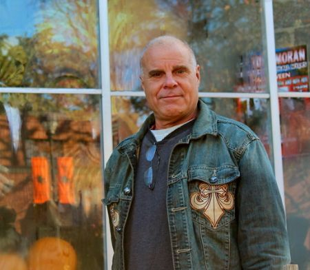 Episode 18: Tony Moran from the movie Halloween (Michael Myers unmasked)