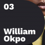 Artwork for William Okpo, fashion designers Lizzy and Darlene Okpo