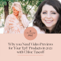 Artwork for Why you need video previews for your TpT Products in 2021 with Chloe Tascoff