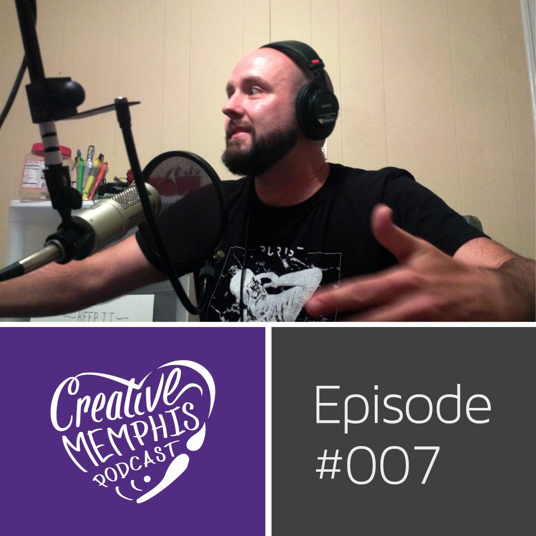 Episode #007: Matt Ladner, developer | AIGA