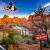 Visite de Disneyland Californie avec Matthis show art