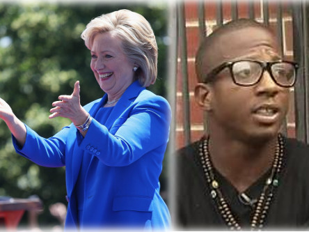 From Roosevelt Island to Rikers Island – Hillary Clinton Can't See Black Mass Incarceration
