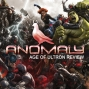 Artwork for Anomaly | Avengers: Age of Ultron | Too Much Action???