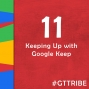 Artwork for Keeping Up with Google Keep - GTT011