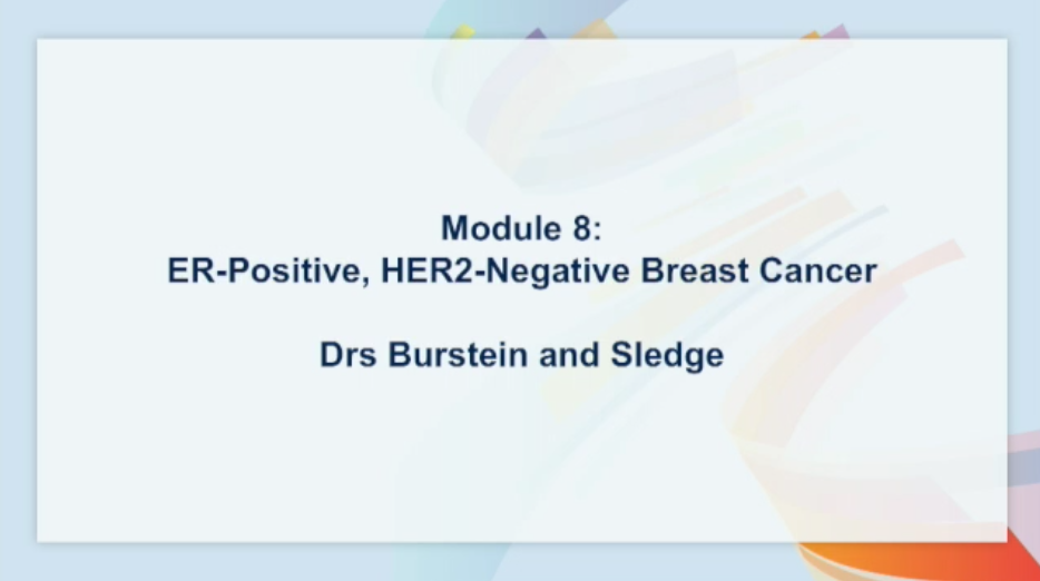 Artwork for Multitumor | ER-Positive, HER2-Negative Breast Cancer