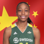 Artwork for Stormcast! Catching up with the Seattle Storm: Jewell Loyd, Episode I