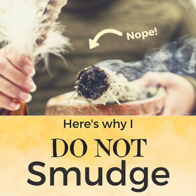 Artwork for 68: Why I DO NOT Smudge!