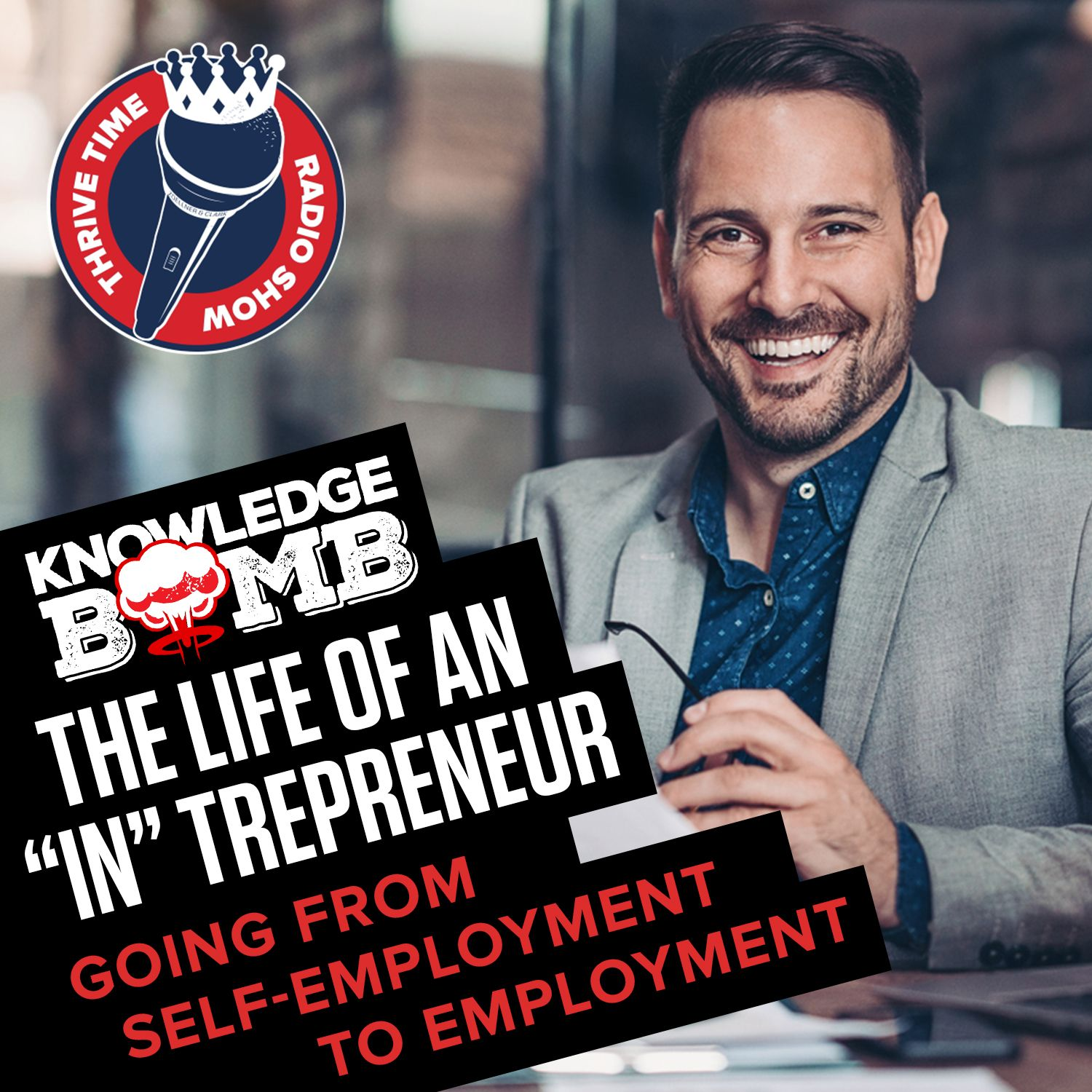 "Artwork for The Life of an ""In"" Trepreneur 