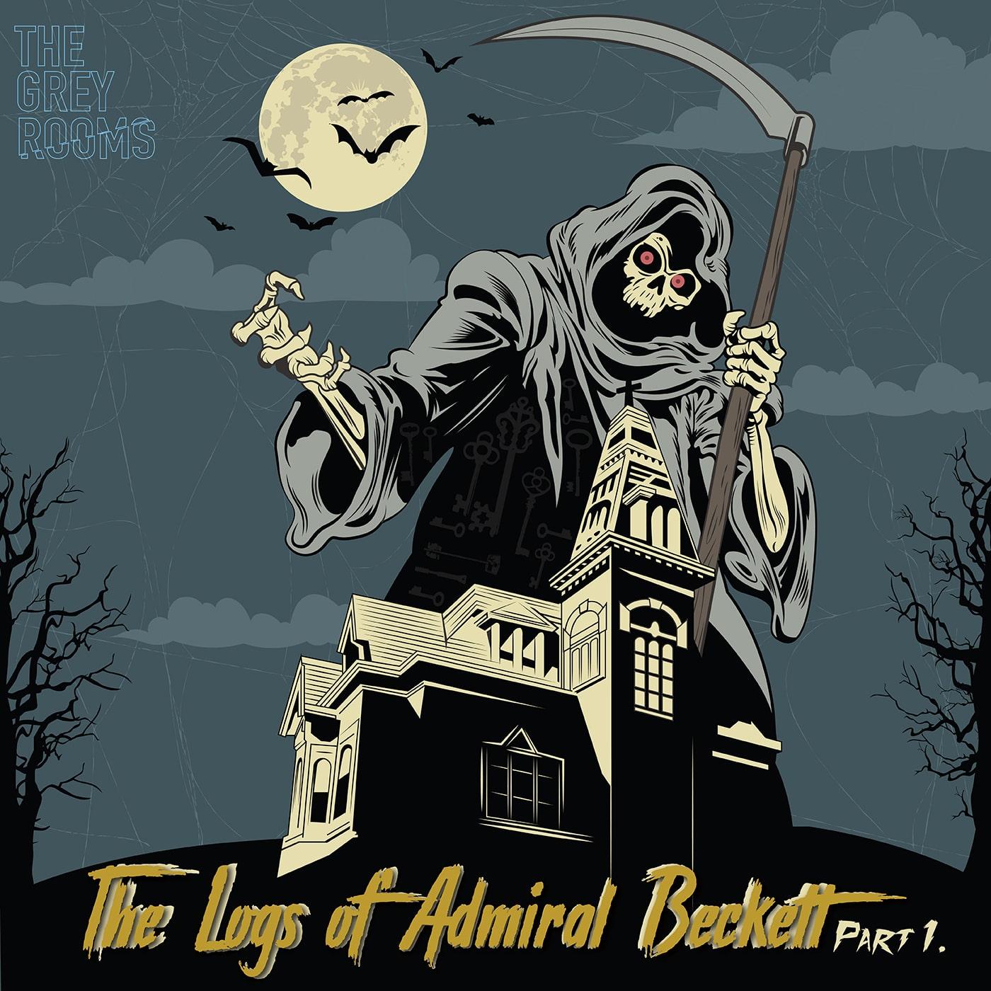 S3 - The Logs of Admiral Beckett - Part 1