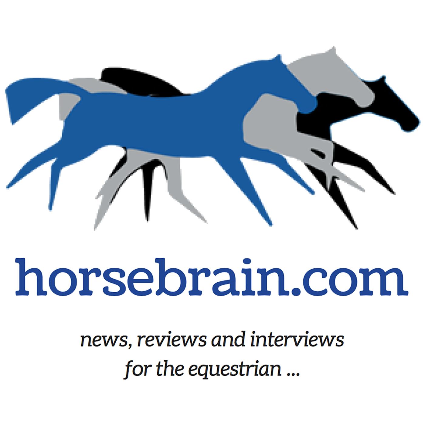 Horsebrain's podcast show art