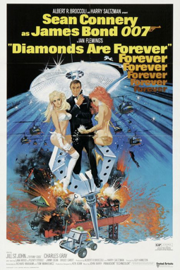 SNS #1 Diamonds are Forever '71