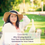 Artwork for Why Staying Stuck in Your Past Stories Becomes Quicksand for Your Future