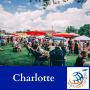 Artwork for Charlotte, NC   Wine Fest, Craft Brews & BBQ with Shawn