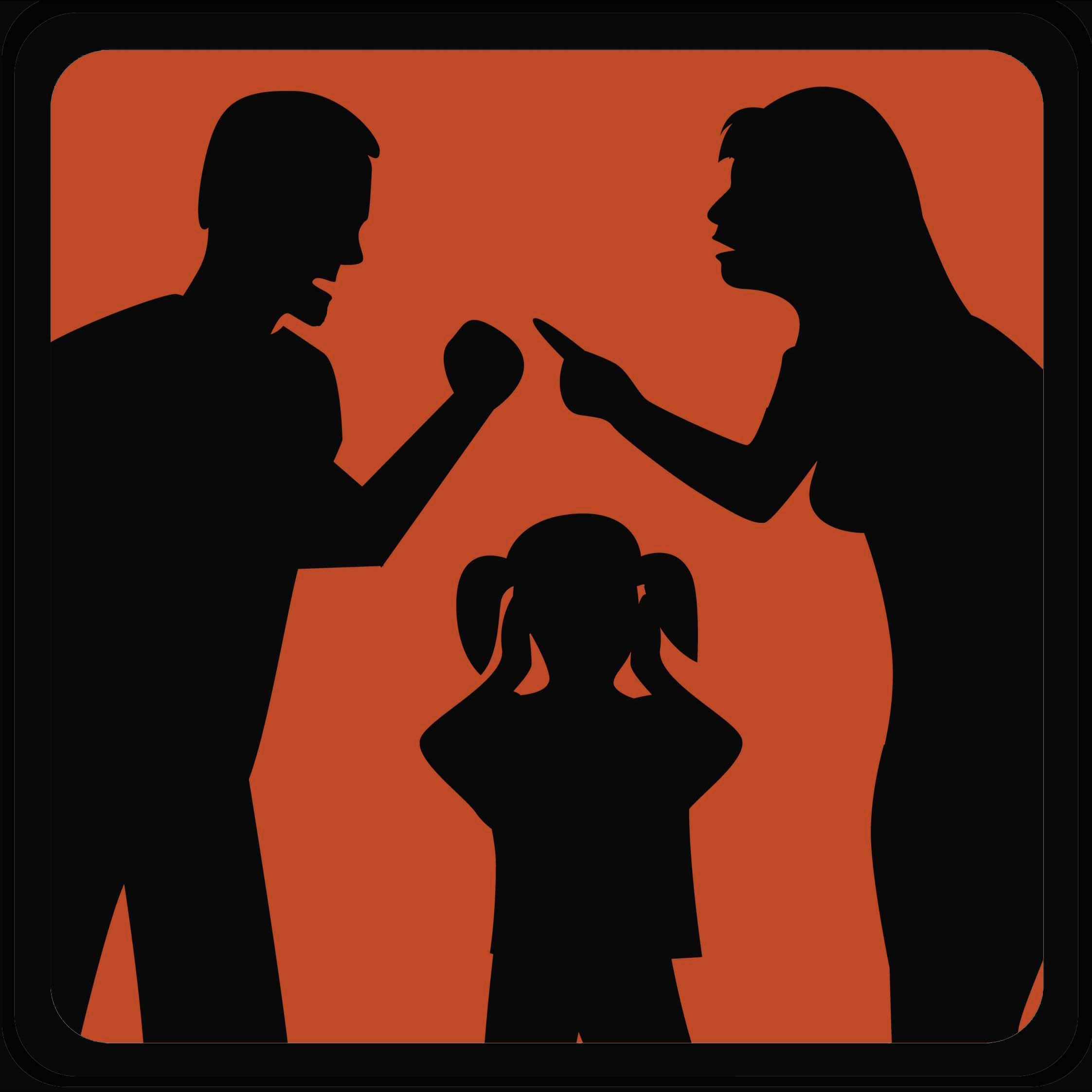 The High Conflict Co-Parenting Podcast show art