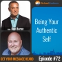 Artwork for 072: Being your authentic self with Dov Baron