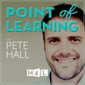 Point of Learning with Pete Hall. Leadership in teaching and learning.