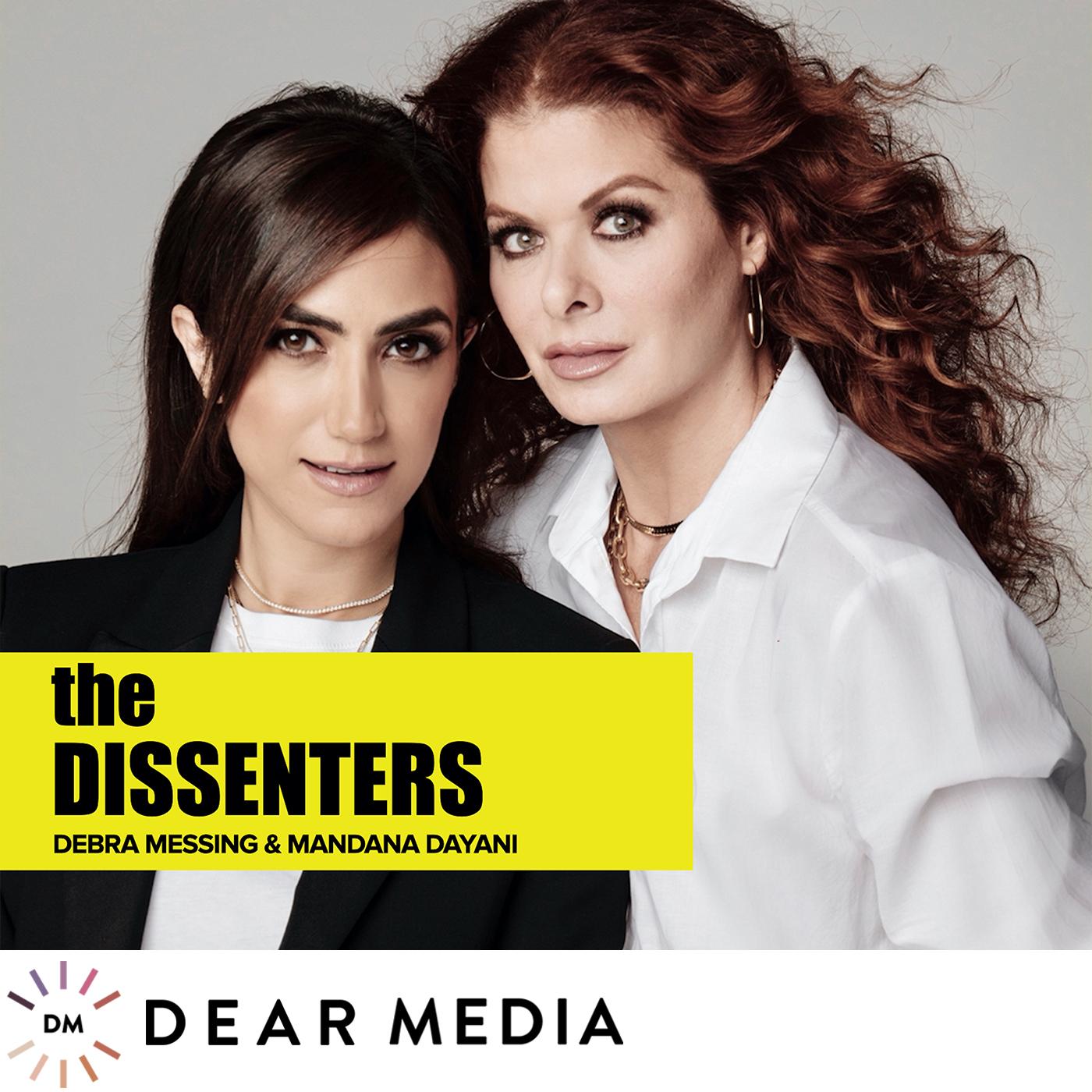 Meet the Hosts: Debra Messing and Mandana Dayani