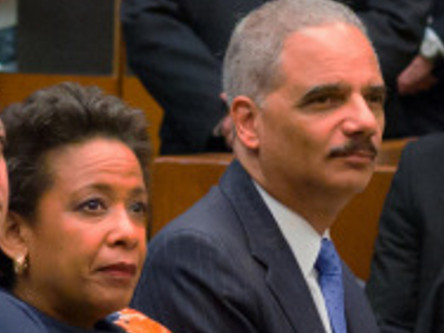 Loretta Lynch: She's Black, and That's All the Black Caucus Cares About