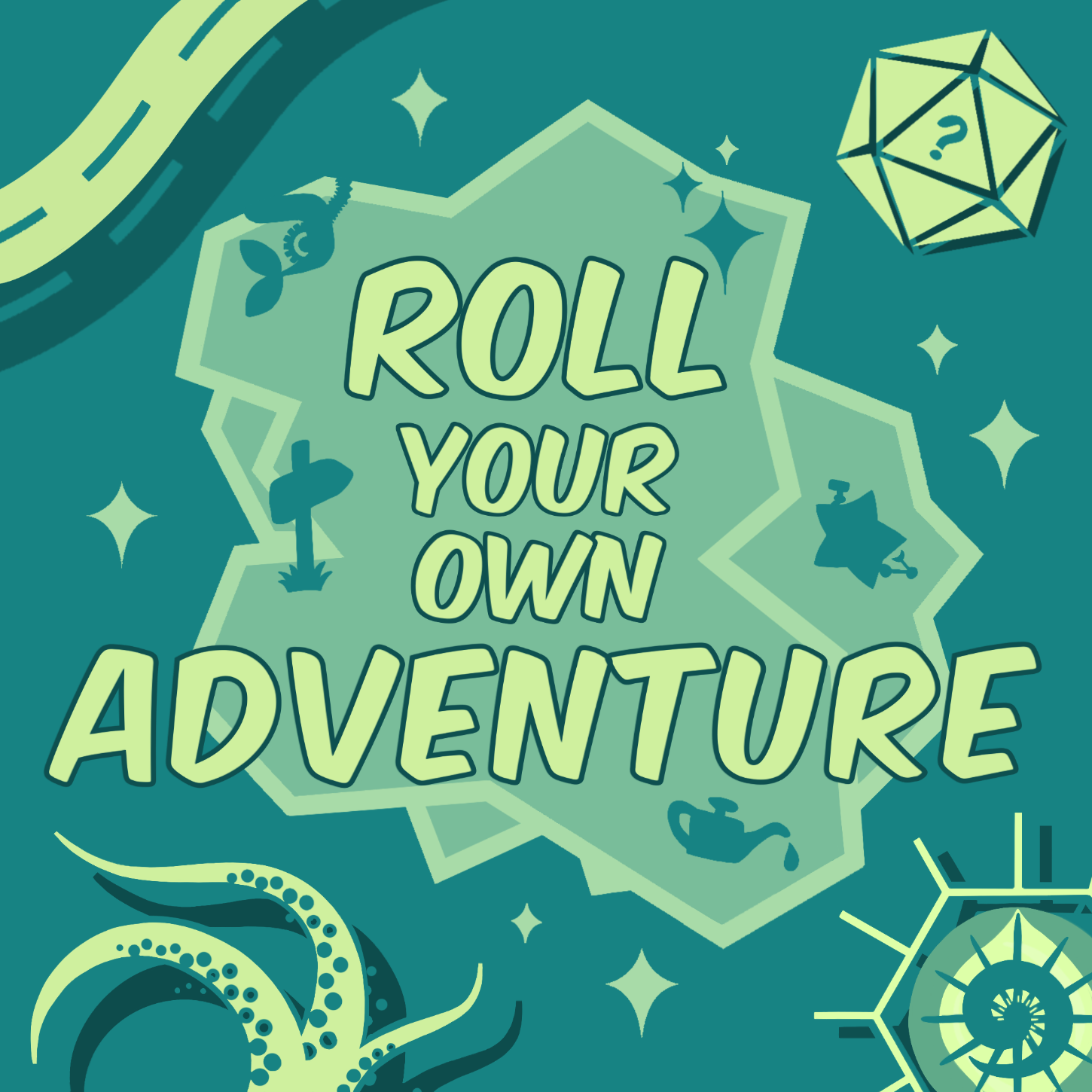 Welcome to Roll Your Own Adventure