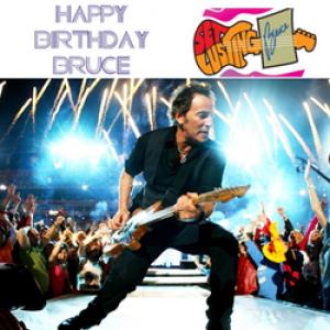Ep 65.5 Bruce Springsteen 2016 Birthday Episode - Set Lusting Bruce