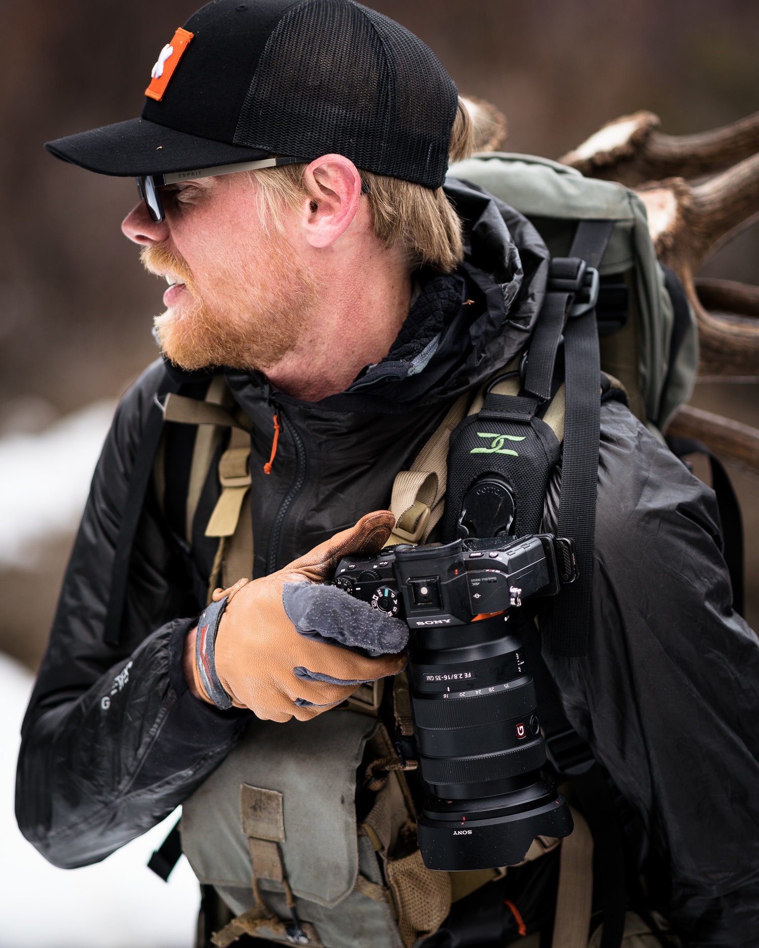 Anchored Podcast Ep. 176: Steven Drake on Hunting Photography, the Rut, Wallows, Sheds and More