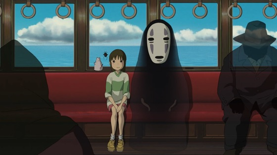 4: Spirited Away show art