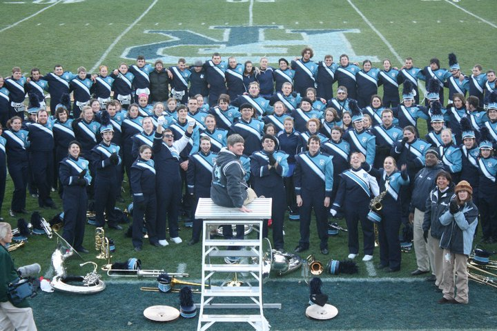 Episode 40: One night at band camp...