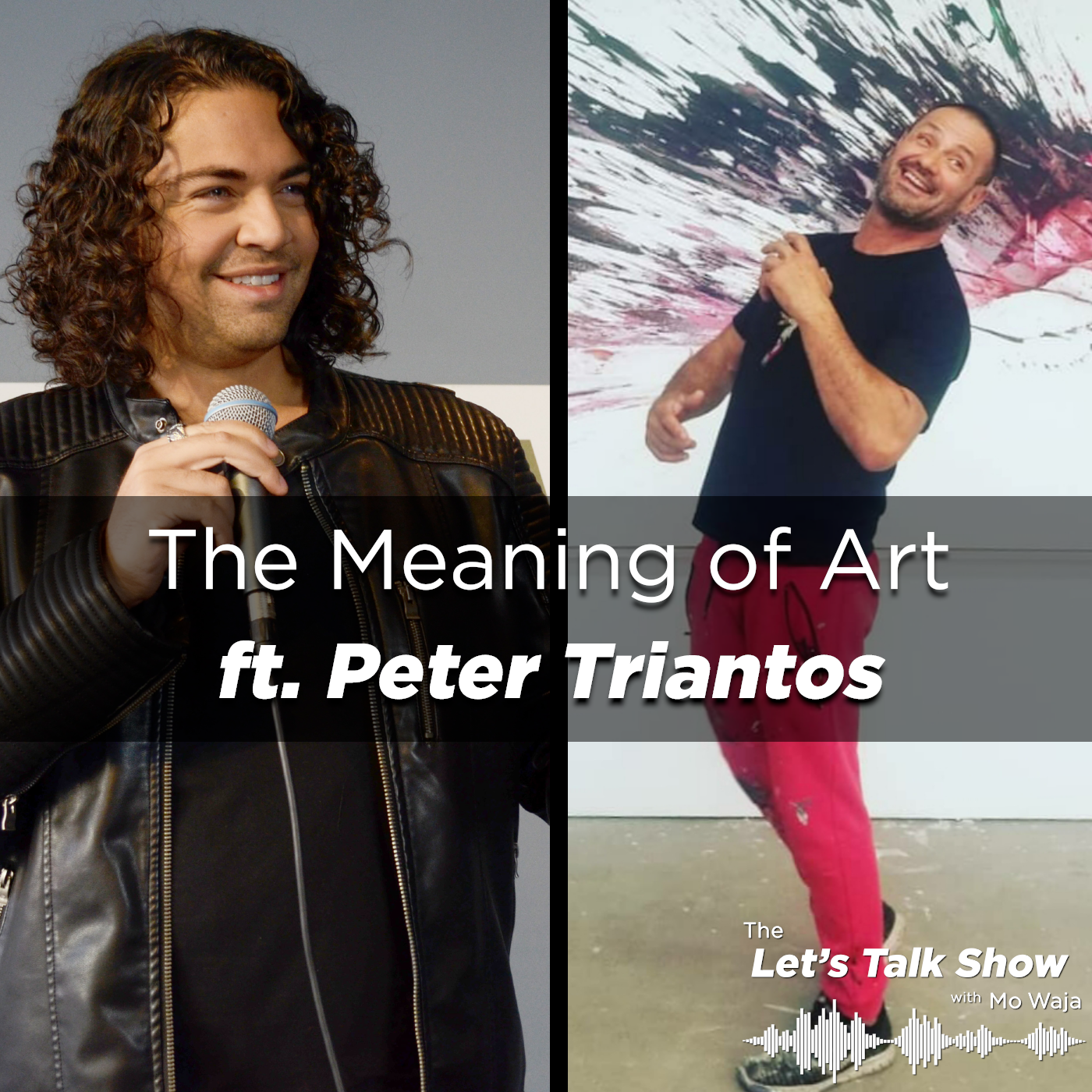 Artwork for The Meaning of Art ft. Peter Triantos, Canadian Contemporary Artist