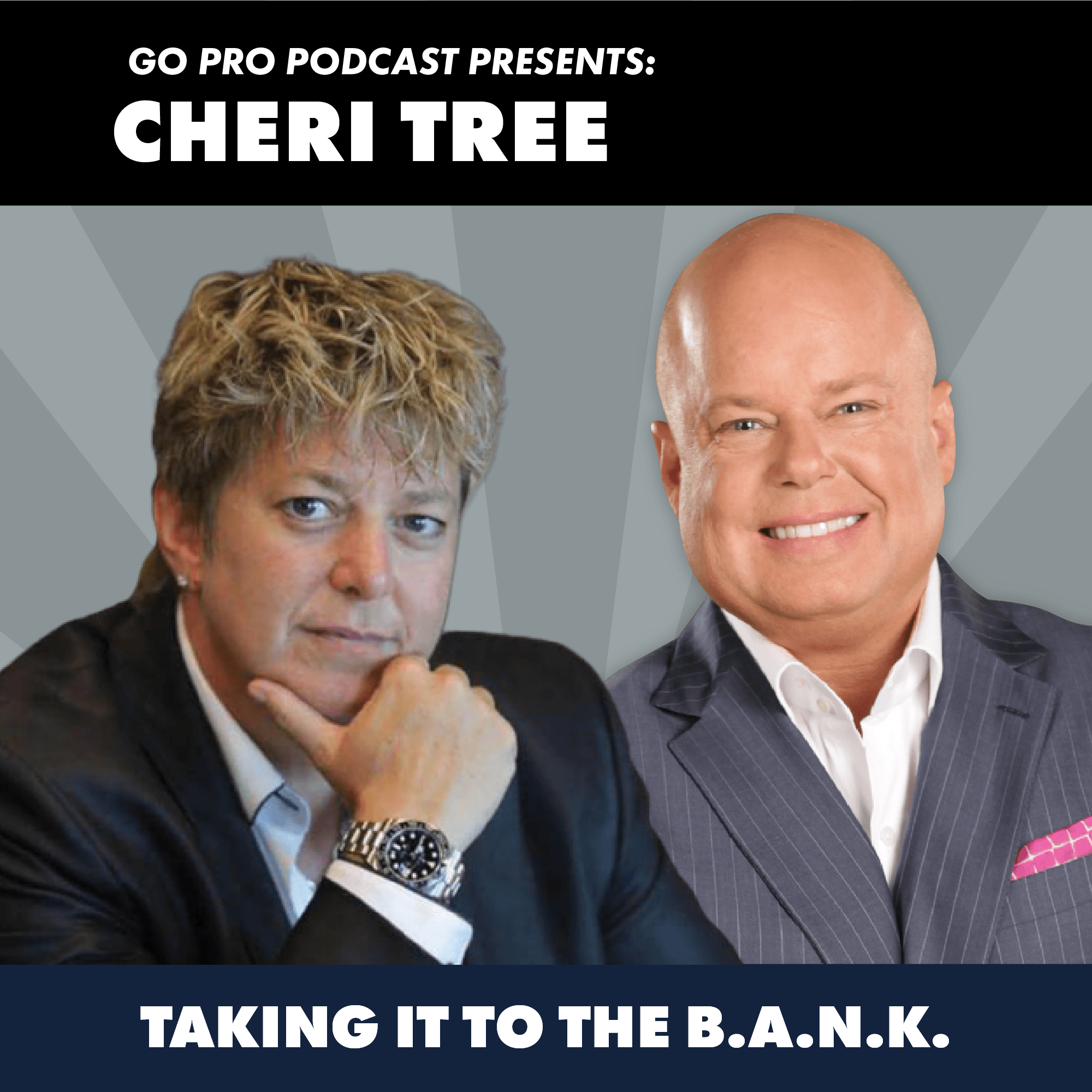 Cheri Tree:  Taking It To The B.A.N.K.