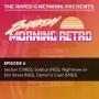 Artwork for Saturday Morning Retro Episode 6 - Section Z (NES), Solstice (NES), Nightmare on Elm Street (NES), Demon's Crest (SNES)