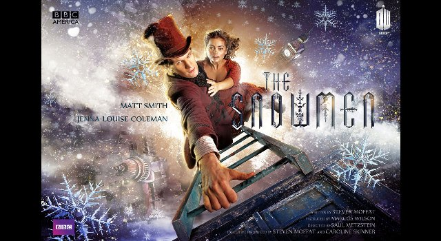 Tim's Take On: Episode 153(Dr Who: The Snowmen review)