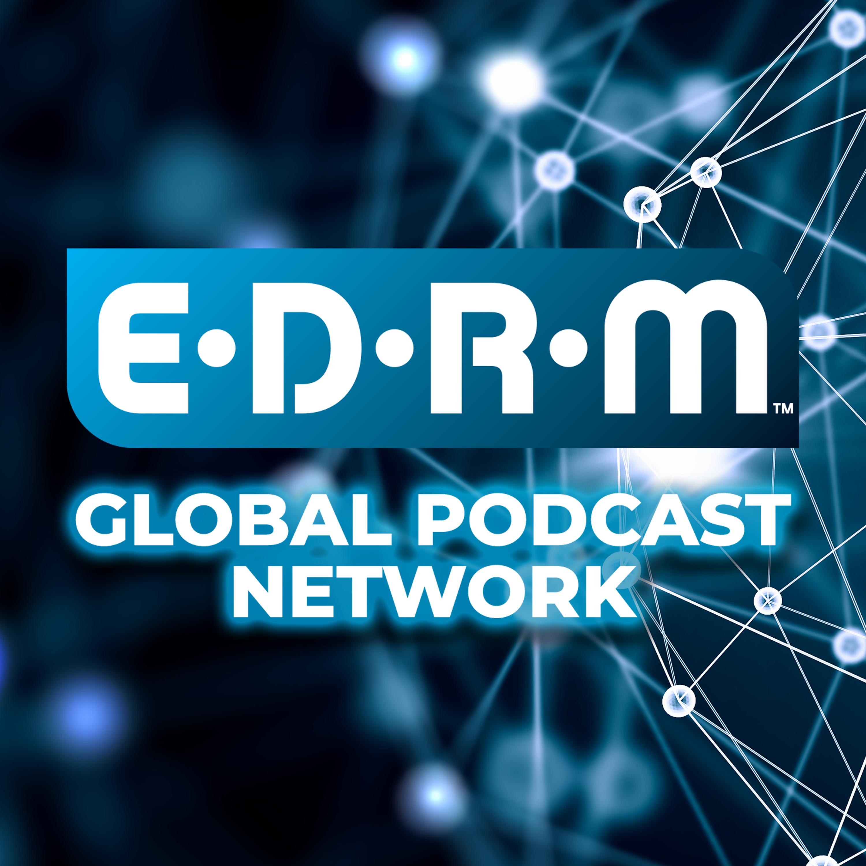 EDRM Global Podcast Network show art