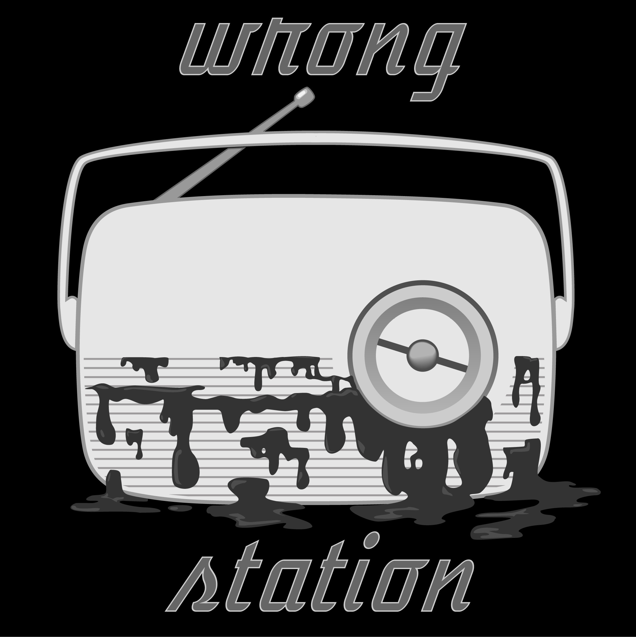 Wrong Station show art