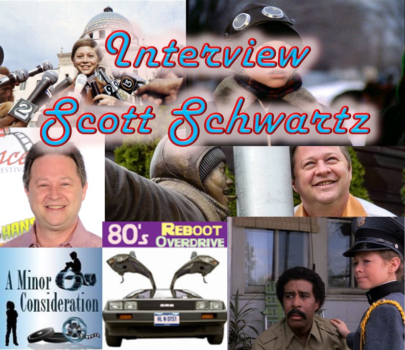 Interview with actor Scott Schwartz - 80's Reboot Overdrive