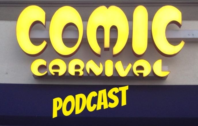 The Comic Carnival Podcast show art