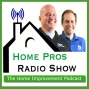 Artwork for Episode 61 - Frozen Refrigerant Lines, Repairing Textured Ceilings, Home Pros News Update